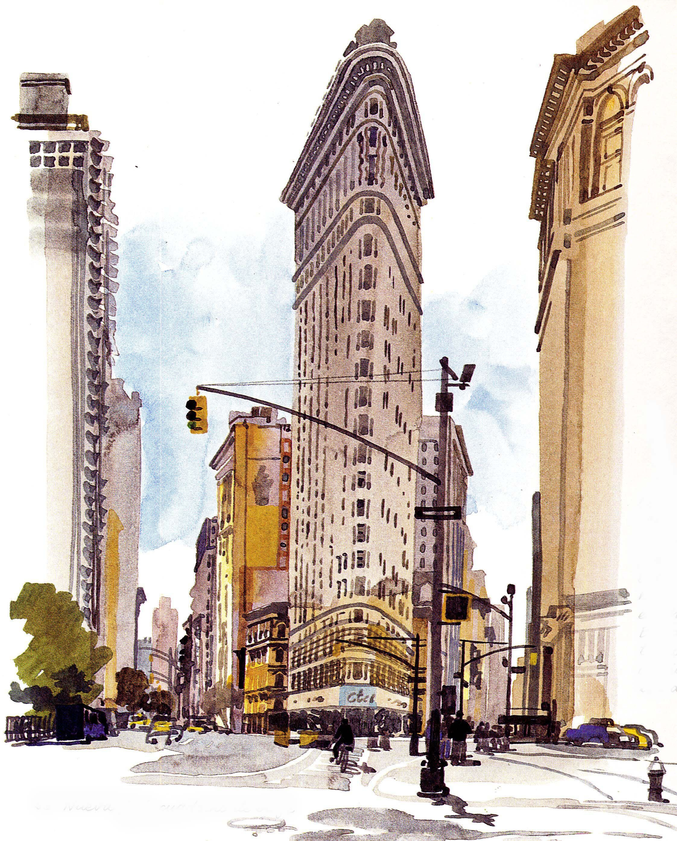 Sketchbook New York Art Sketch Book