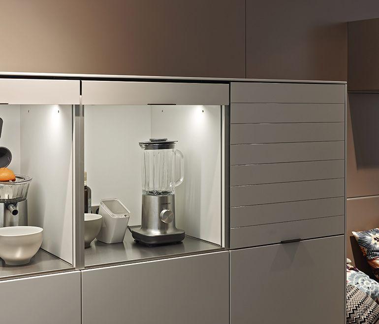 Resultado de imagen para amoblamientos de cocina con for Amoblamientos para cocina