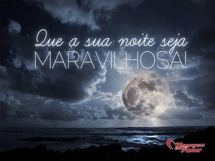 Imagens E Mensagens De Boa Noite: Frases Carinhosas De Boa Noite