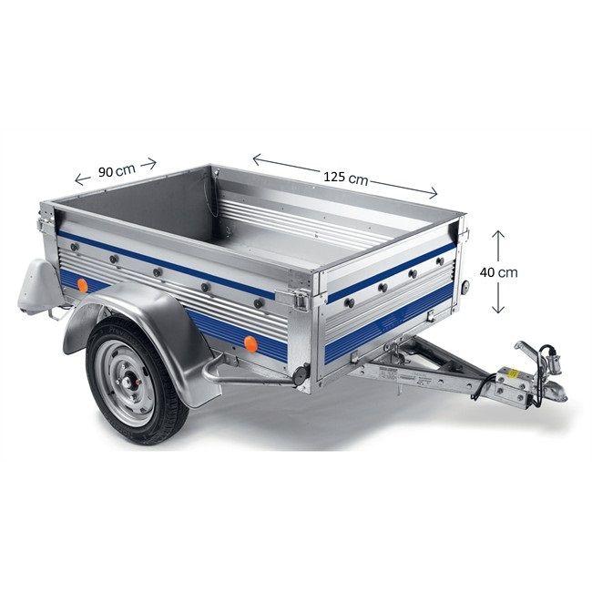 remorque optonix rx30 trailer pinterest bache pvc remorque et pvc. Black Bedroom Furniture Sets. Home Design Ideas