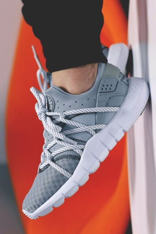 new style 0dc4b 2923e The Best Men s Shoes And Footwear   Nike Air Huarache NM  Grey -Read More –  -  Men sshoes