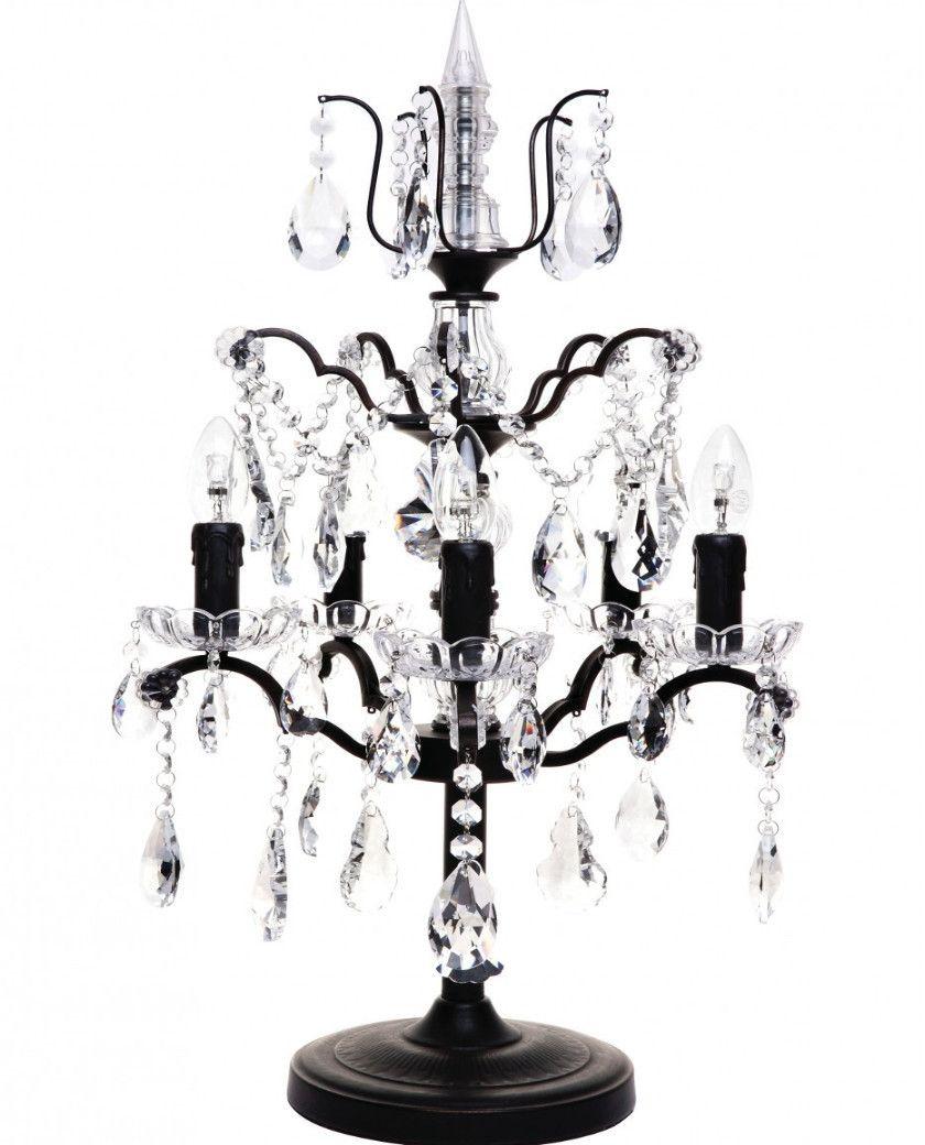 french inspired lighting. Lyon Chandelier Table Lamp \u2013 Allissias Attic \u0026 Vintage French Style Inspired Lighting C