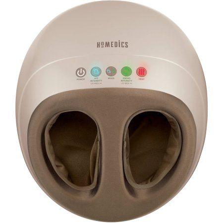 Homedics Shiatsu Air Pro Foot Massager With Heat Professional