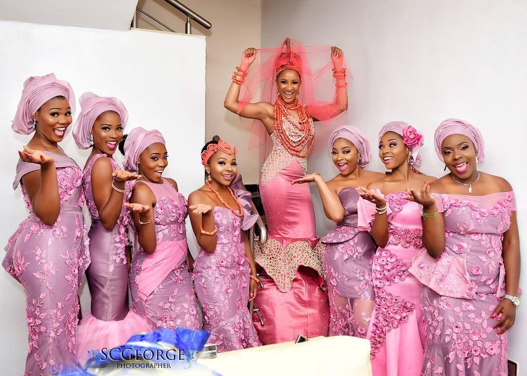 Asoebibella at baad adesua etomi u banky ws traditional wedding