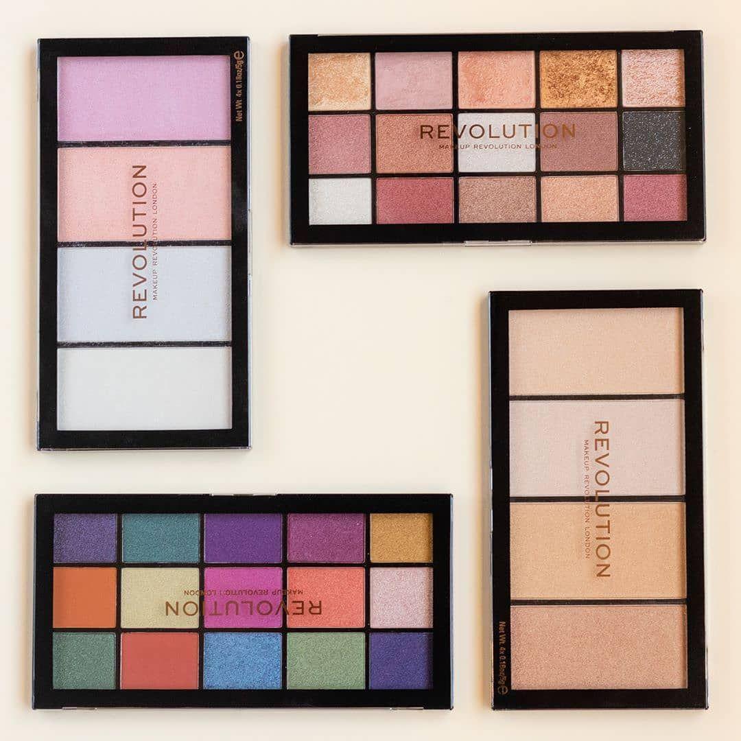 Revolution reloaded palette 💯 originale Eyeshadow, Usa