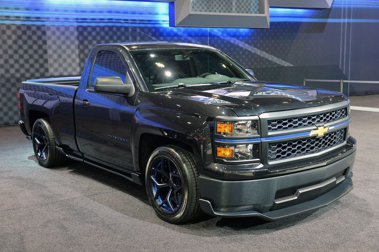 Could the chevy silverado cheyenne concept be headed for production