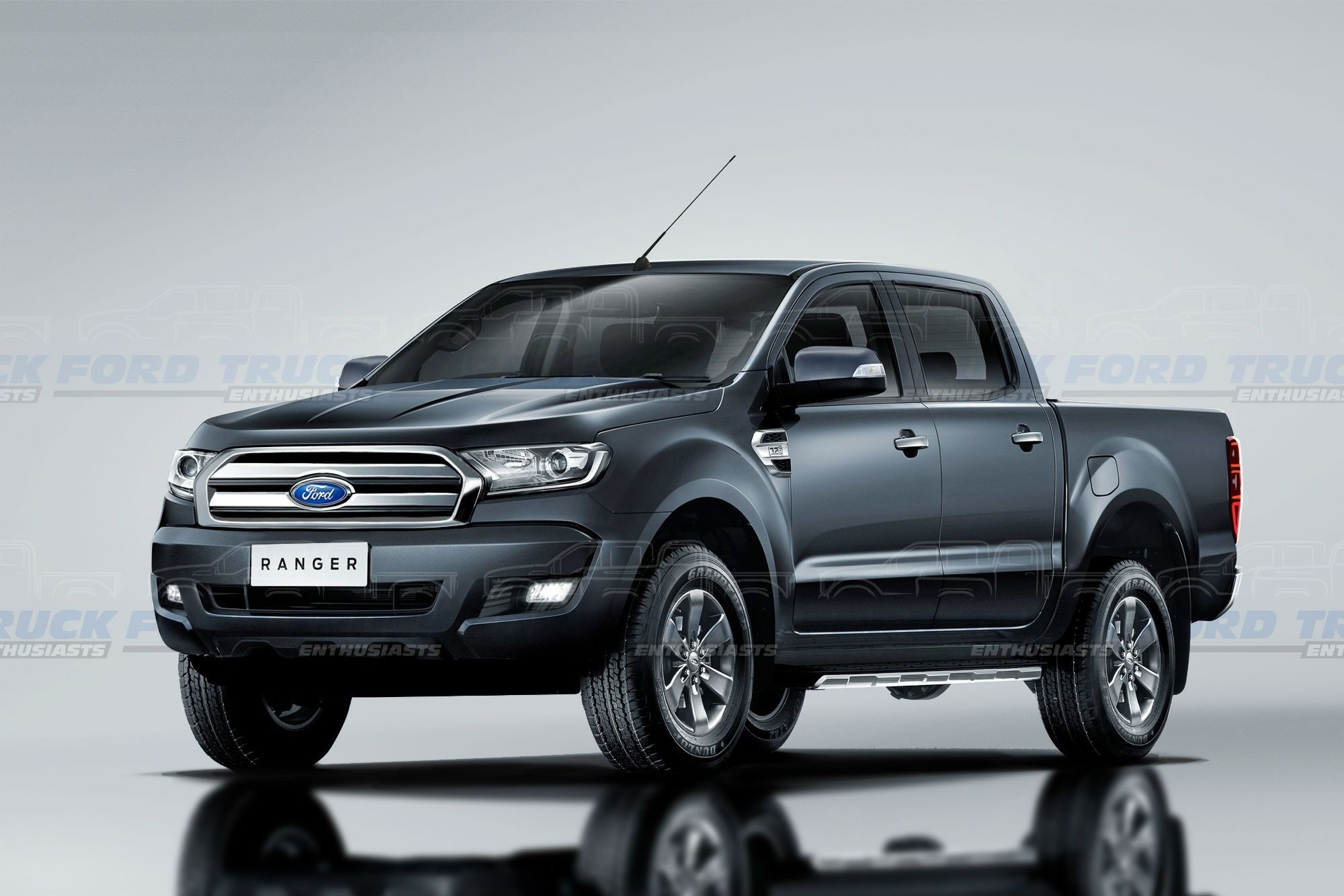 2019 Ford F100 Overview And Price Car Review 2018 Ford Ranger