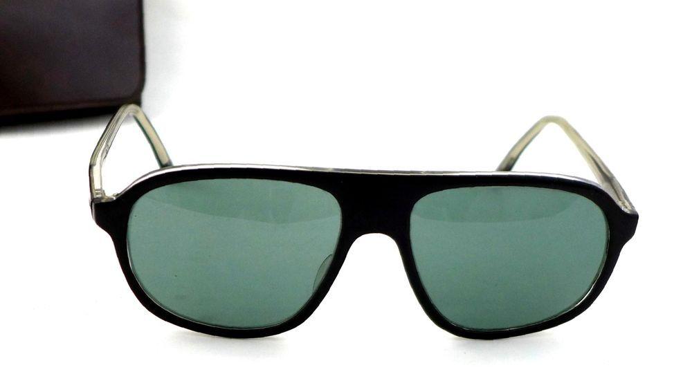 300b965db92 Rare Vintage Rochester Optical   Bausch   Lomb Aviator Sunglasses Retro