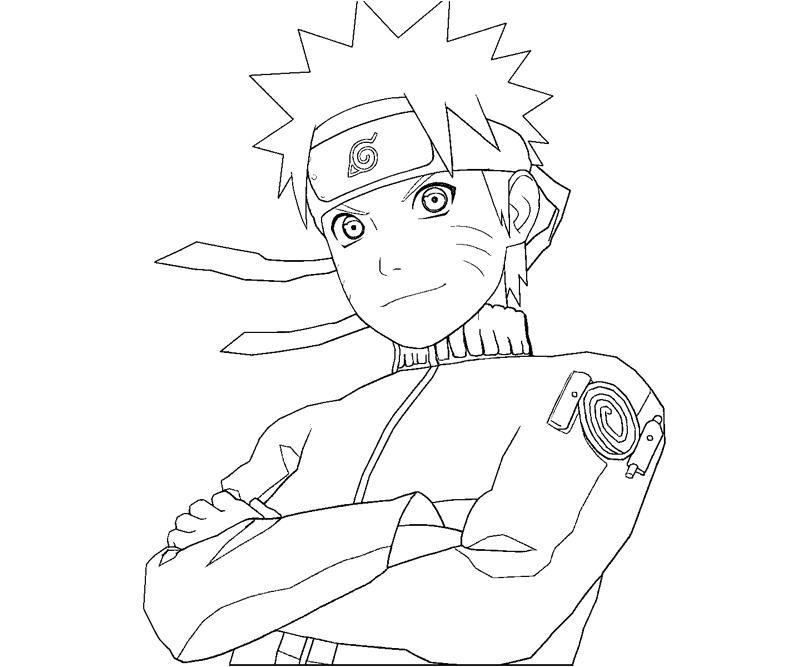 Naruto Coloring Pages Naruto Sketch Naruto Drawings Anime Lineart