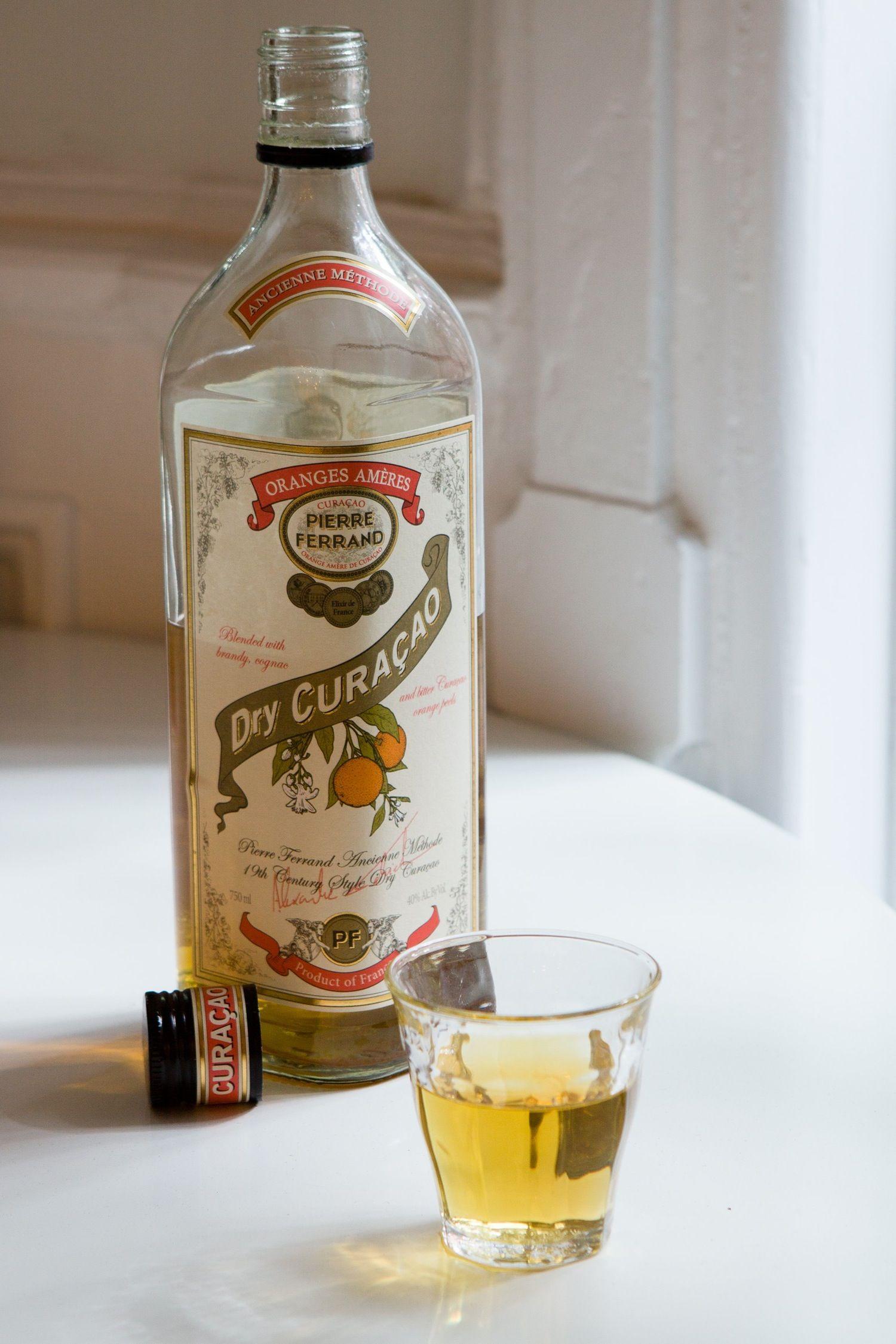 The 9 Bottle Bar Essentials Of Orange Liqueur