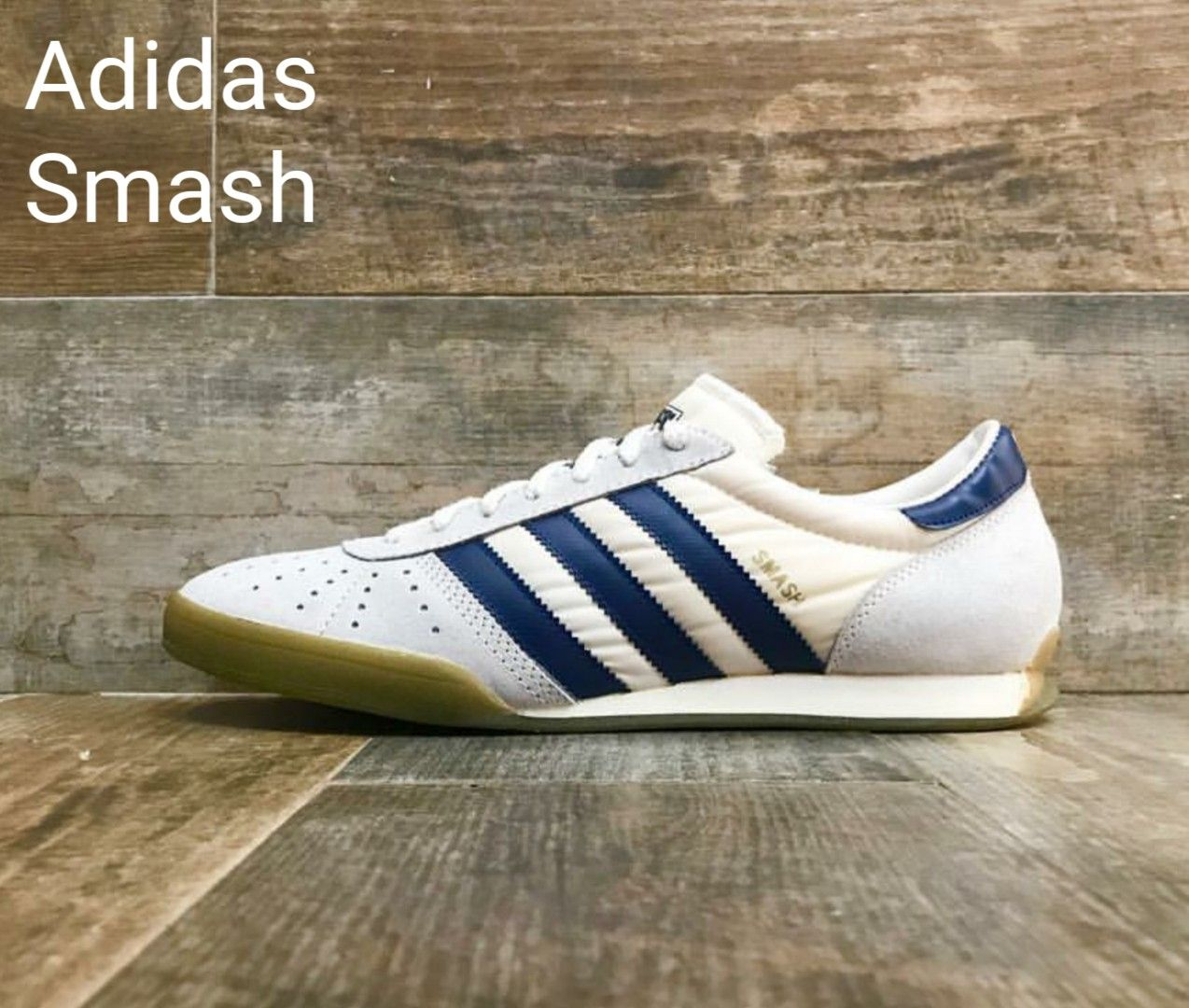 18123c874a0e7 Vintage Adidas Smash from 1984