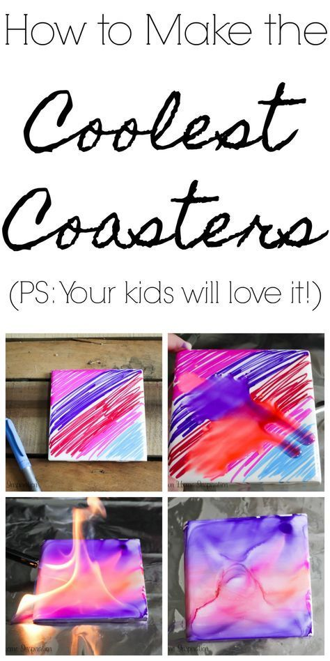 Photo of DIY the Coolest Coasters in Town – Down Home Inspiration