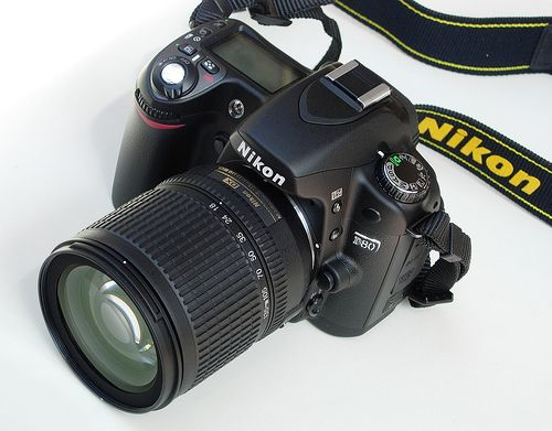 Nikon D80 18 135mm Nikkor Lens Nikon D80 Nikon Lens