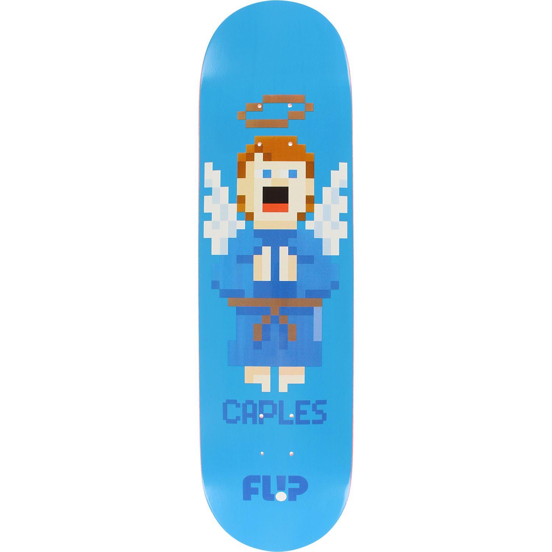 Flip Skateboards Curren Caples Sprite Skateboard Deck Skateboard Decks Flip Skateboards Skateboard