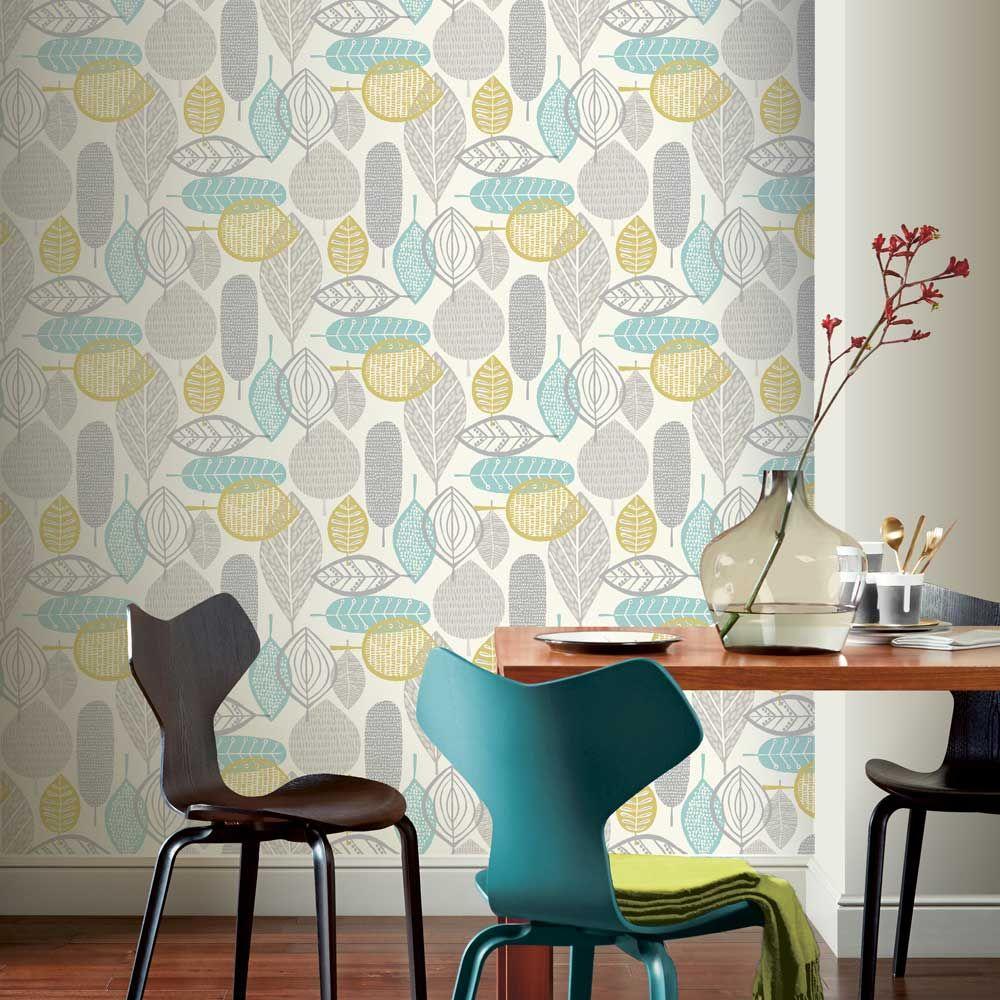 Malmo by arthouse teal wallpaper 902302 teal