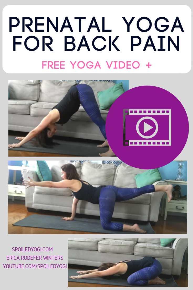 Yoga For Lower Back Pain In Pregnancy