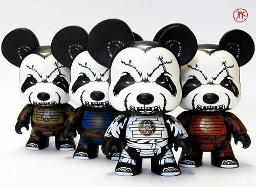 Three unreleased pandaimyo aps from Jon Paul kaiser