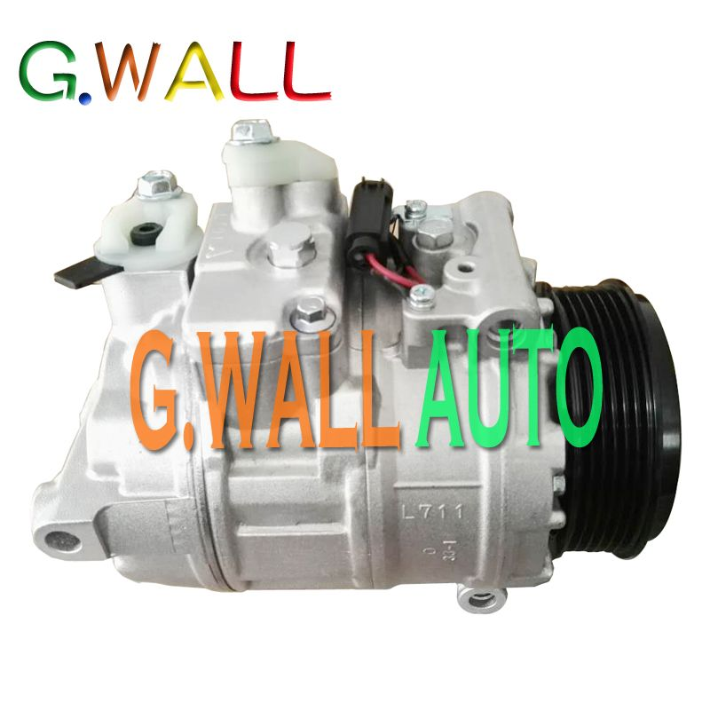 Auto Air Conditioning Compressor For Car Mercedes W220 S55 S320 S430