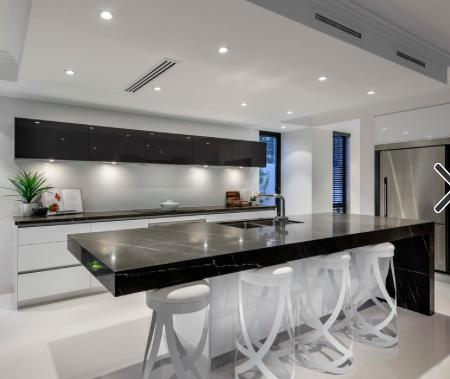 dream kitchen in reverse