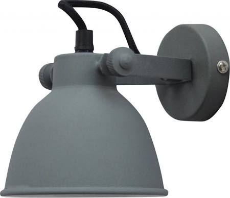urban interiors industrià le wandlamp industrial à 12cm vintage