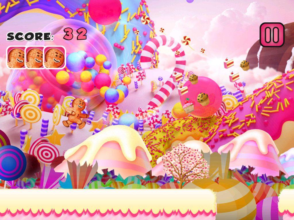 candy world wallpaper - photo #9