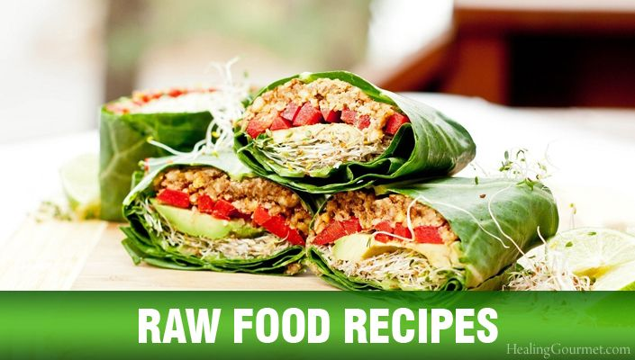 Raw food recipes healthy recipes healthy recipes healthy raw food recipes healing gourmet forumfinder Images