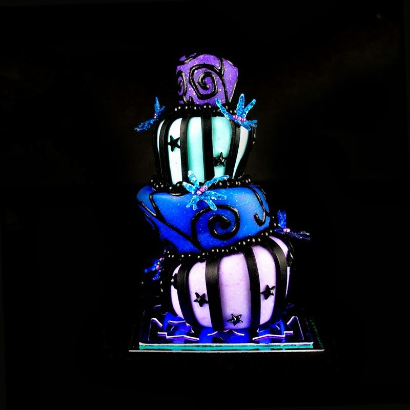 Tremendous Halloween Delights Glow In Dark Party Funny Birthday Cards Online Eattedamsfinfo