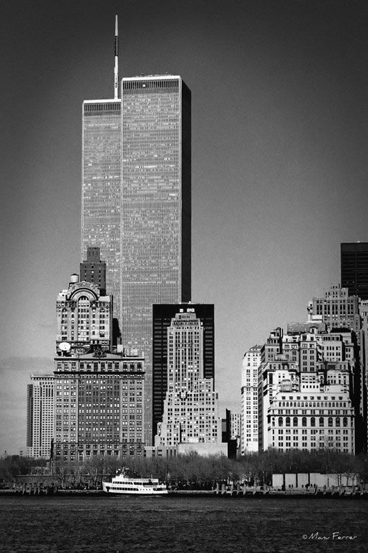 New York Manu Ferrer Imagenes Del Mundo Las Torres Gemelas Torres