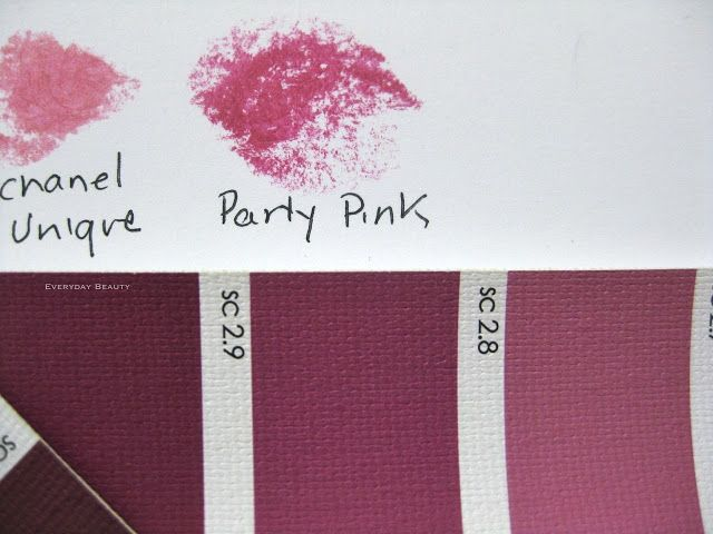 Maybelline Party Pink