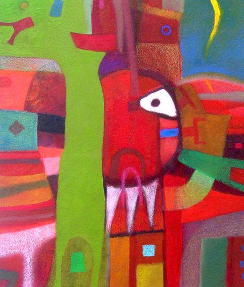 Resultado de imagen de Aldo Carhuancho pinturas