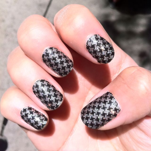 Incoco Nail Polish Appliqué in Suit Up | Feeling Fancy | Pinterest