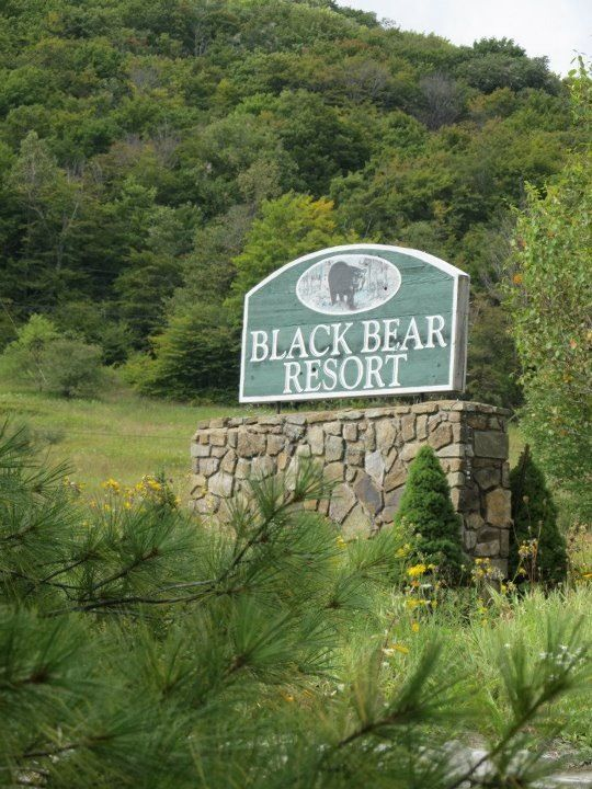 Black Bear Resort - Davis, WV ~ Our favorite place to stay while in Davis, WV!