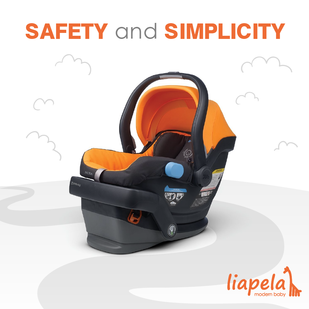 This car seat has an NHSTA 5 star rating for ease of use! The ...