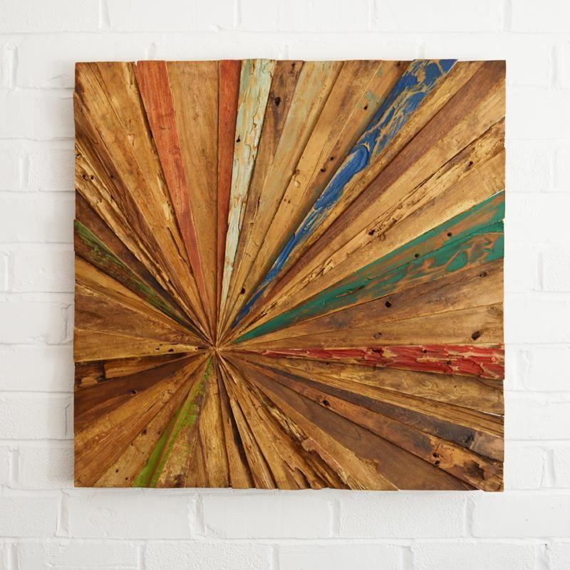 Reclaimed Wood Wall Art | Home ~ coastal living ...