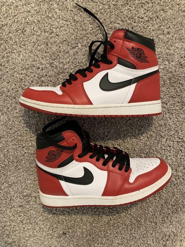 Jordan 1 Retro Chicago | Clothing and