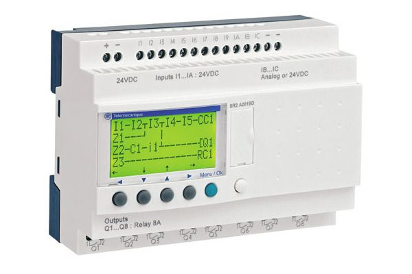 Plc Zelio Logic By Schneider Electric