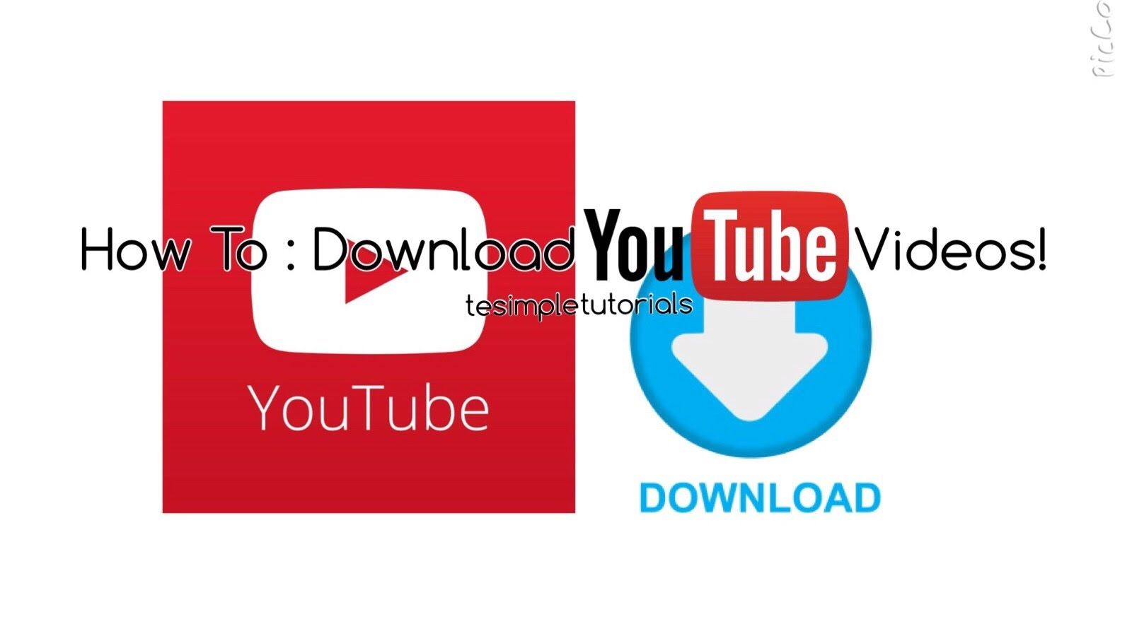 How To Download YouTube Videos onto your iPad or iPhone