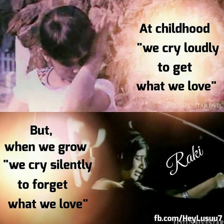 Thats The Difference Sad But True Touching Quotes Pinterest