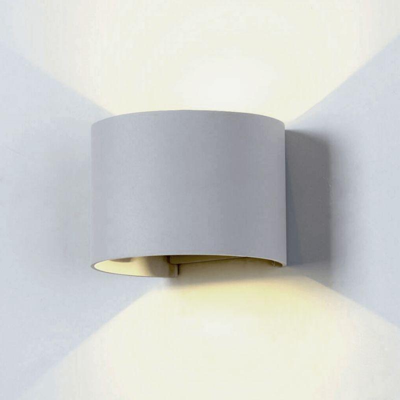 Lampe De Mur Grise Led Cosmic In 2020 Wall Lights Wall Grey