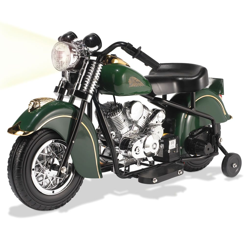 2339b2da7c2 The Children's Electric 1948 Indian Motorcycle | WANT! | Motorcycle ...