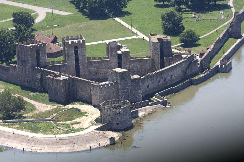 Smederevo fortress | Castle pictures, Castle, Serbia