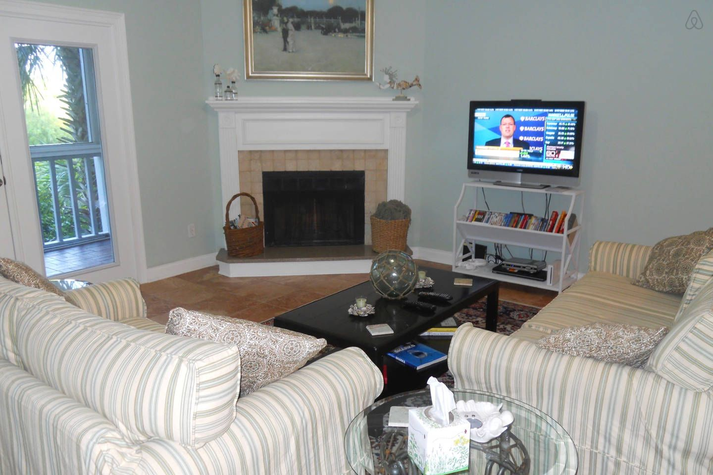 Furnished Condo across from Beach vacation rental in