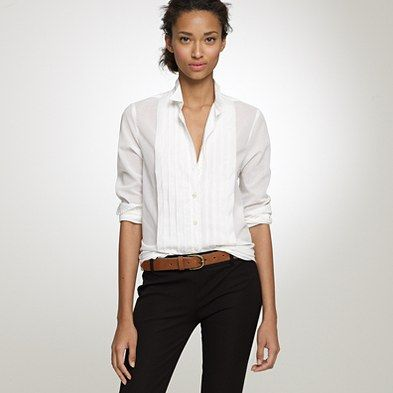 great variety models new cheap super quality Thomas Mason tuxedo front shirt in white $150   My Style ...