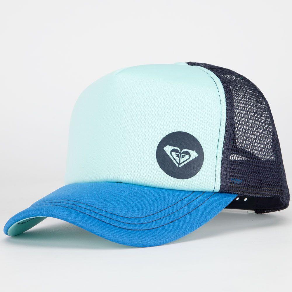 fccaff813a8 ROXY Truckin Womens Trucker Hat 238090200