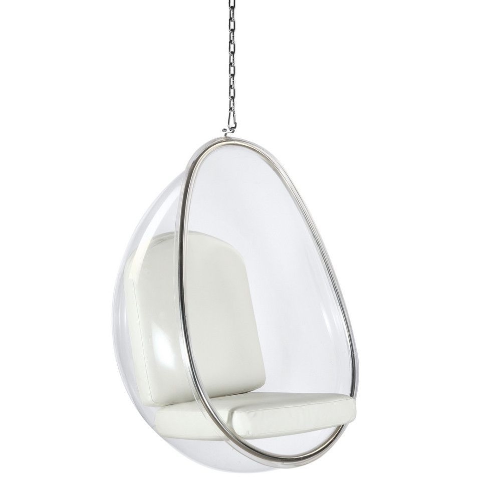 Balloon hanging chair white products pinterest hanging chairs