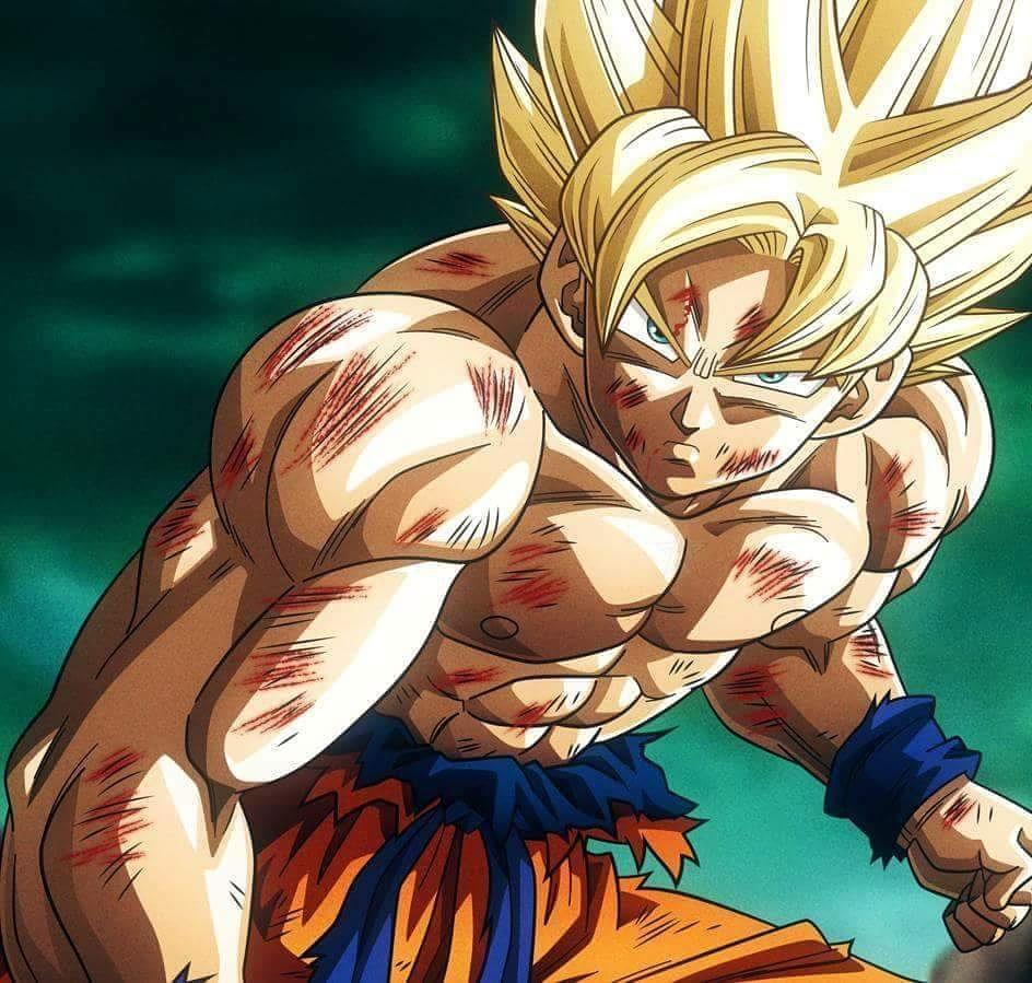Dragon Ball Manga Hd: Goku ----------ignore Tags---------------- #dbz #dbs