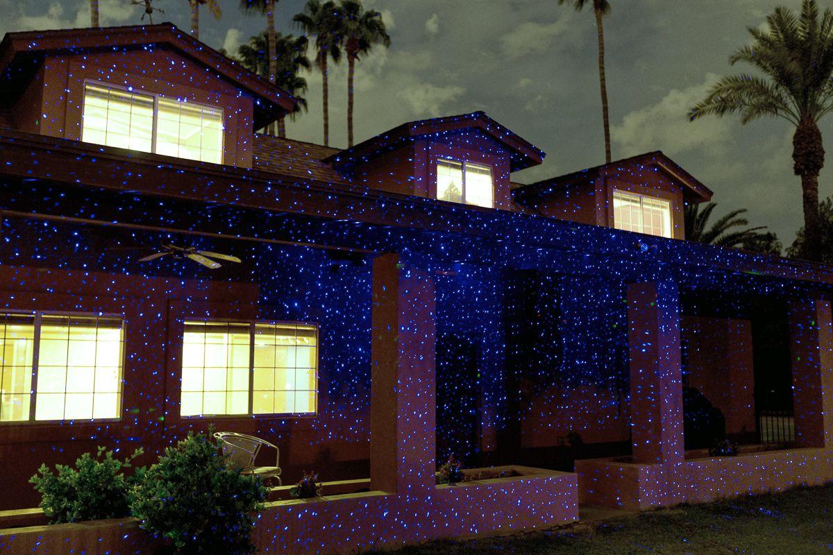 Sparkle Magic Christmas Laser Lights