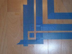 Painting Floors Info Art Deco Border Also Love The