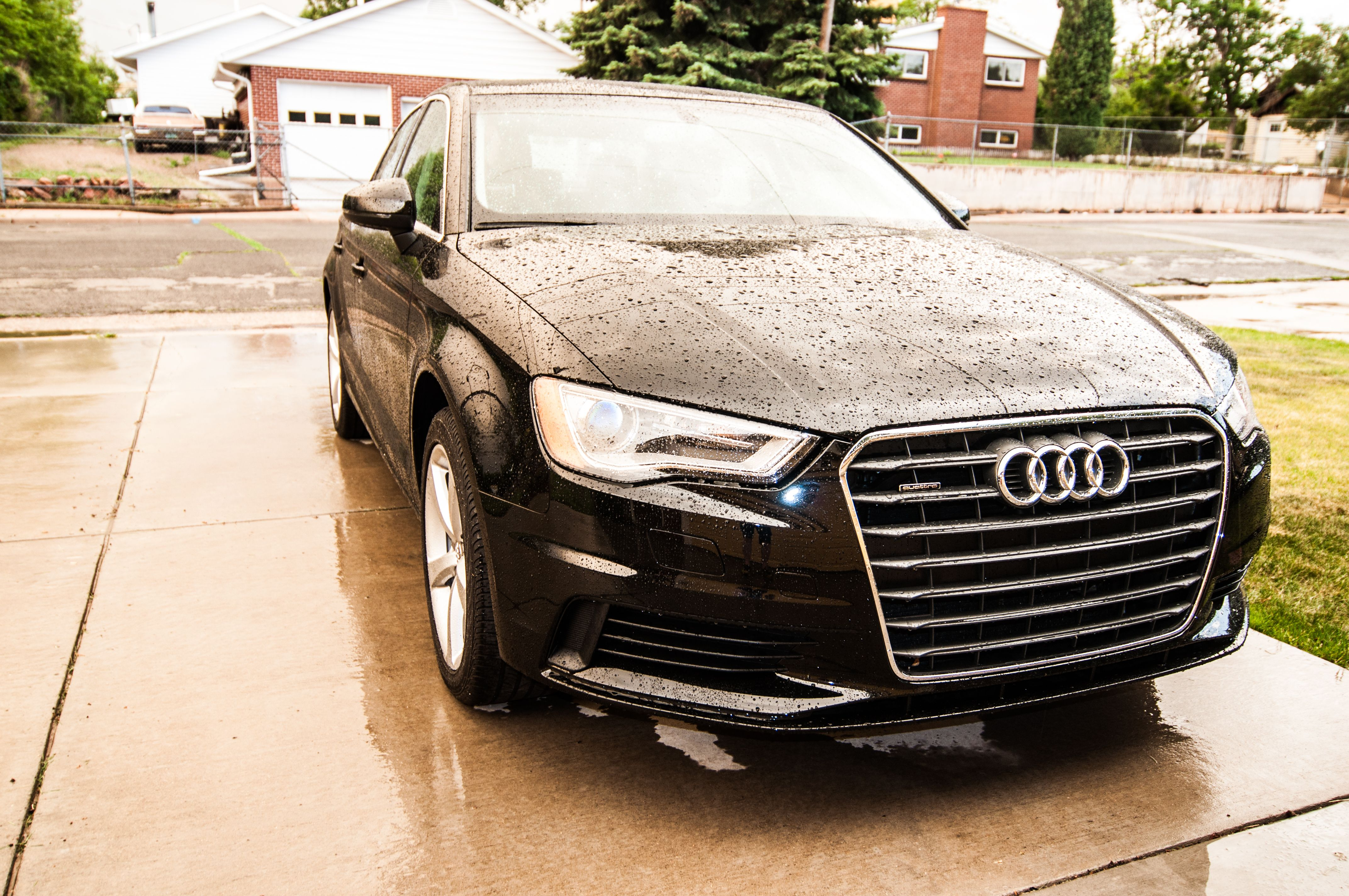 Audi A3 2.0T Quattro Review Review (With images) Audi