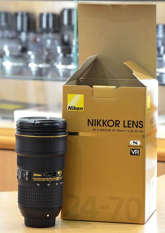 Nikon Af S Nikkor 24 70mm F2 8e Ed Vr Lens Nikon Camera Tips Gopro Photography Leica Camera